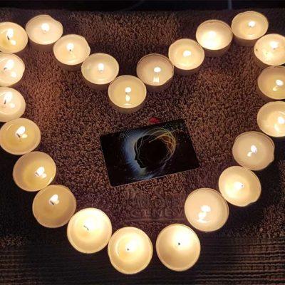 hygieia-candele